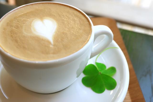 コーヒーとアロマ