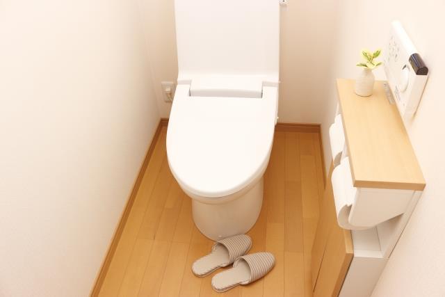 トイレの自立度が増えるために??