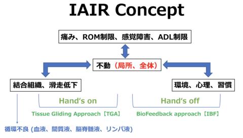 会員限定OnLine-Live講義:IAIRアプローチ総論をお伝えします!【再放送】