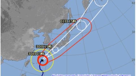 【続報】台風24号の影響によるIRF開催判断是非について