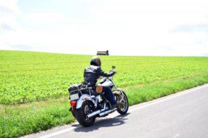 バイク乗りたい