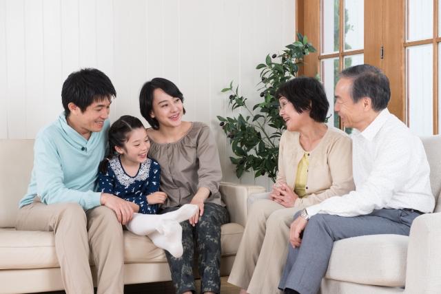 家族の対話