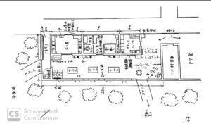 OT室平面図
